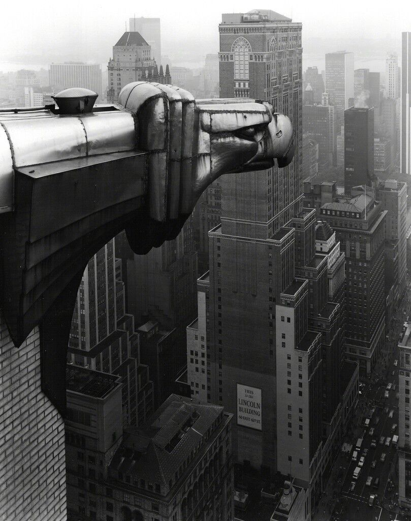 From The Chrysler Building, New York