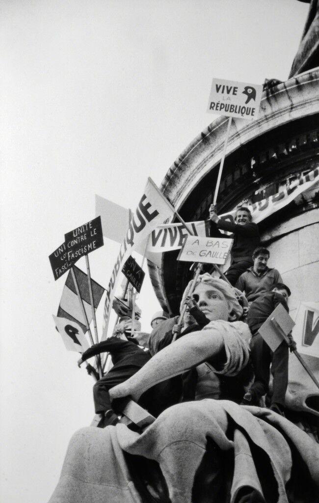 PARIS, 1968