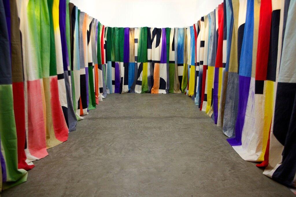 Exhibition viewEspectacular Telon atSultana