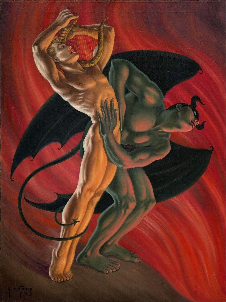 Orpheus in Hades