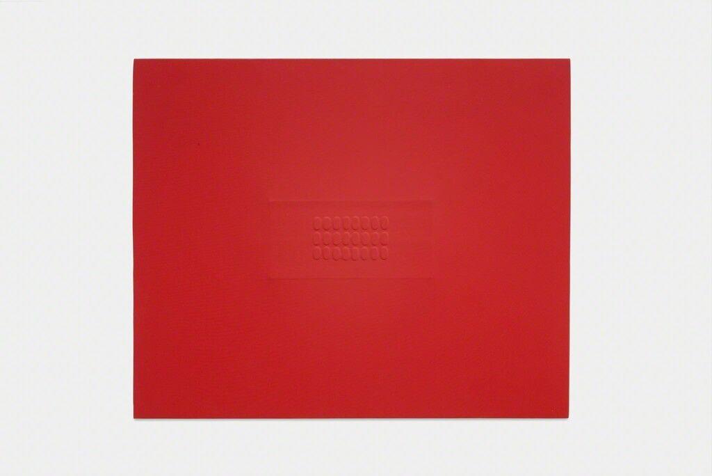 Ventiquattro ovali rossi