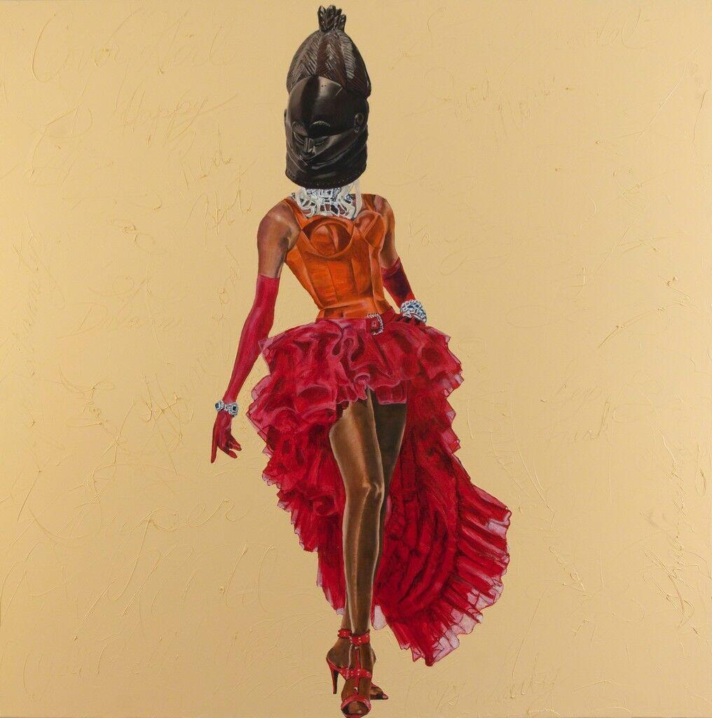 Sowei RuPaul, African Diva