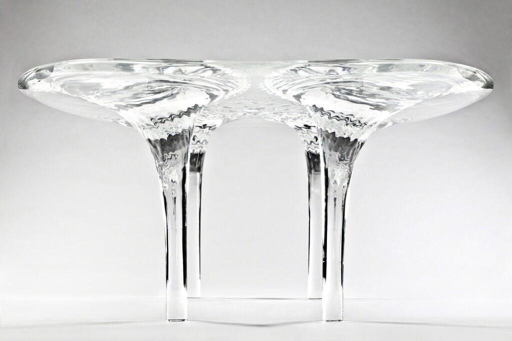 Table 'Liquid Glacial'