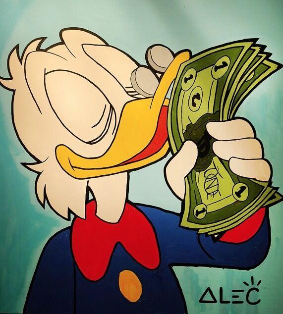 SCROOGE DOLLARS