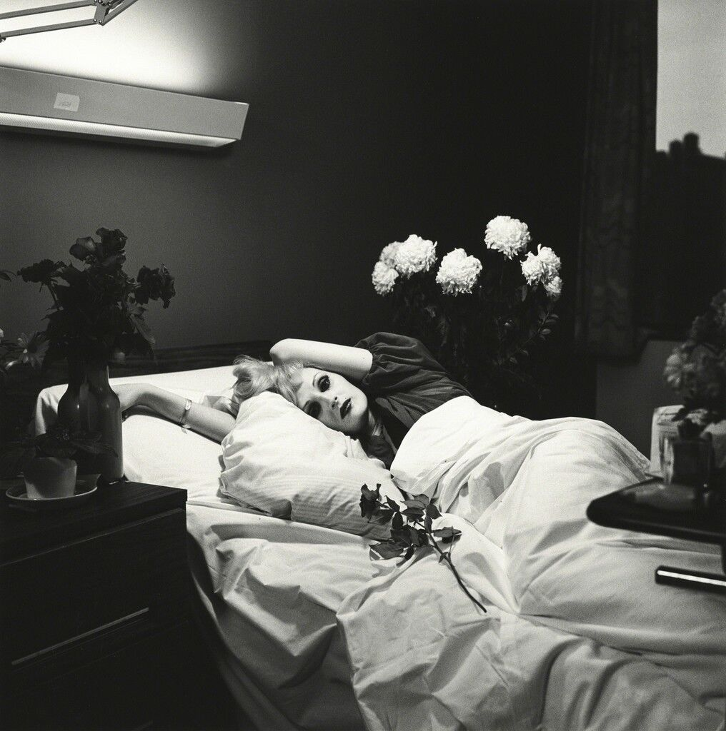 Candy Darling on Her Deathbed