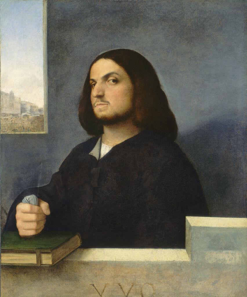 Portrait of a Venetian Gentleman