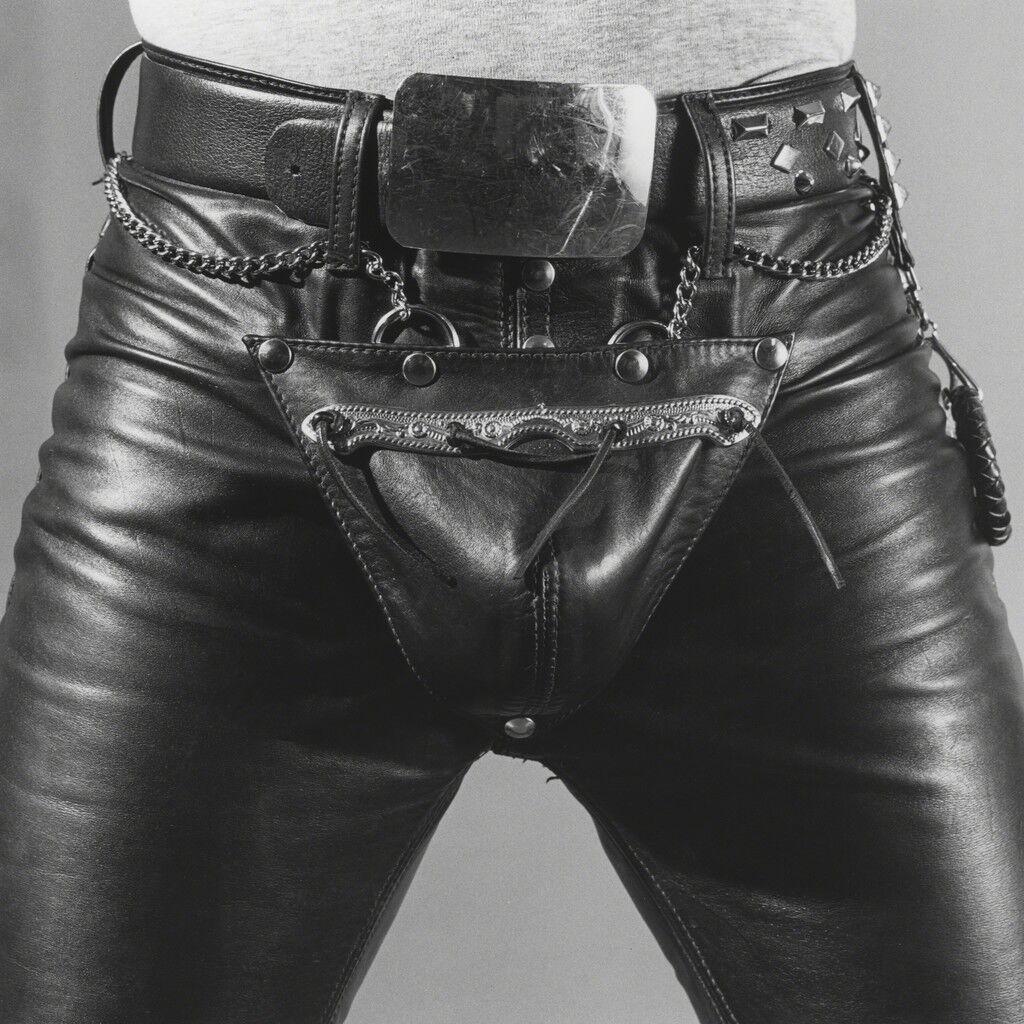 Leather Crotch