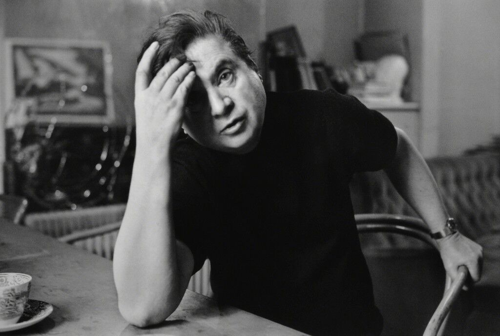 FRANCIS BACON, LONDON, 1971