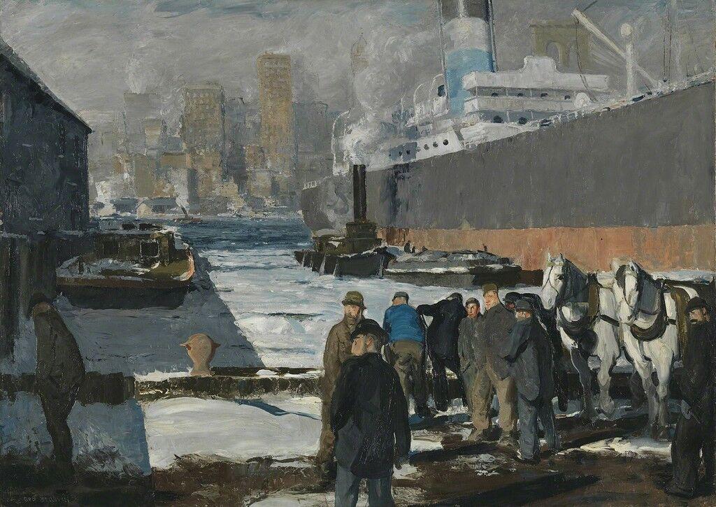 Men of the Docks