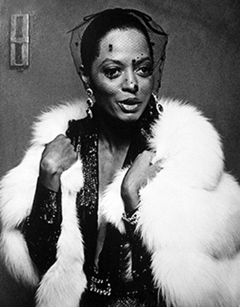 Diana Ross, New York