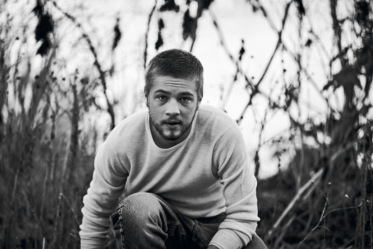 Portrait of Connor Jessup by Dani Brubaker. Courtesy of Boys by Girls.