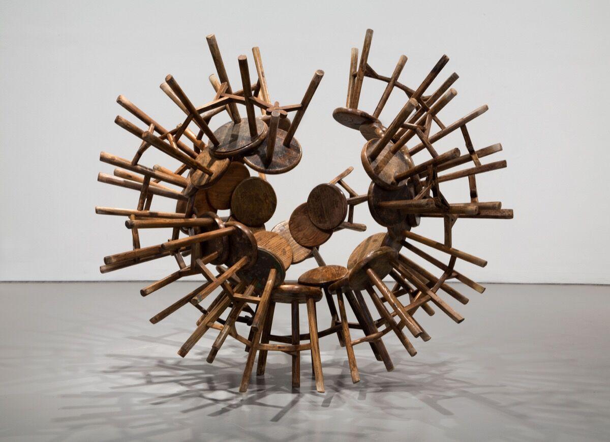Ai Weiwei, Grapes, 2011. Courtesy of Ai Weiwei studio.