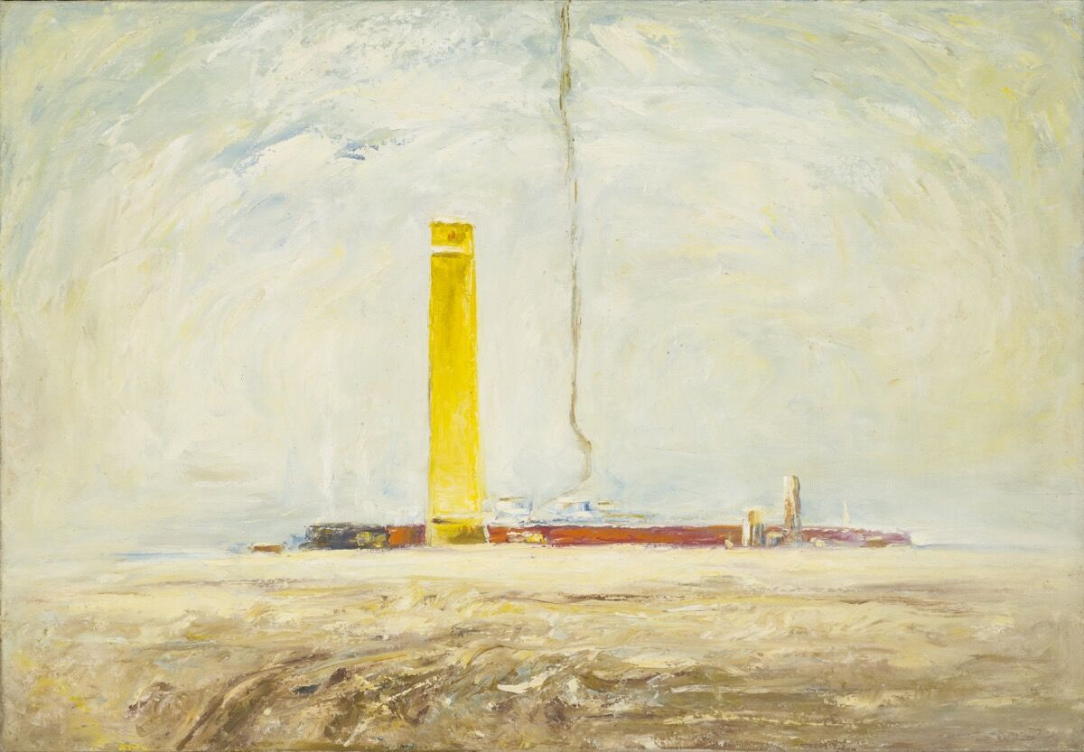 Clyfford Still, PH - 782, 1927. © City and County of Denver / ARS, NY.