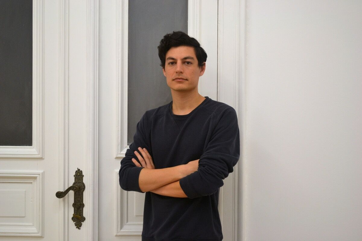 Lucas Casso. Courtesy of Sweetwater, Berlin.