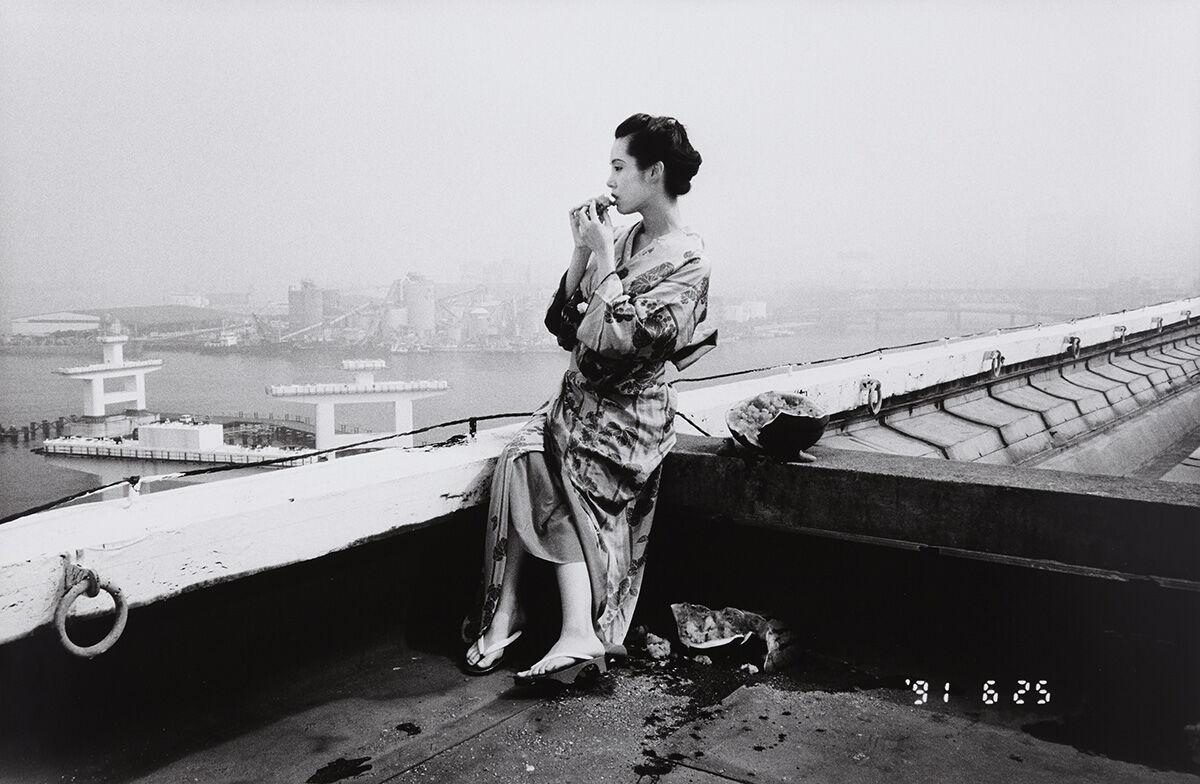 Nobuyoshi Araki, PHOTO MANIAC'S DIARY, 1991/2016. Photo courtesy of Taka Ishii Gallery, Tokyo.