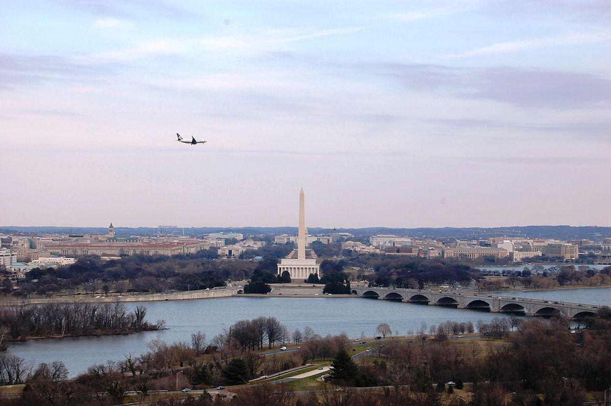 Washington, D.C. Photo by Jarek Tuszyński, via Wikimedia Commons.