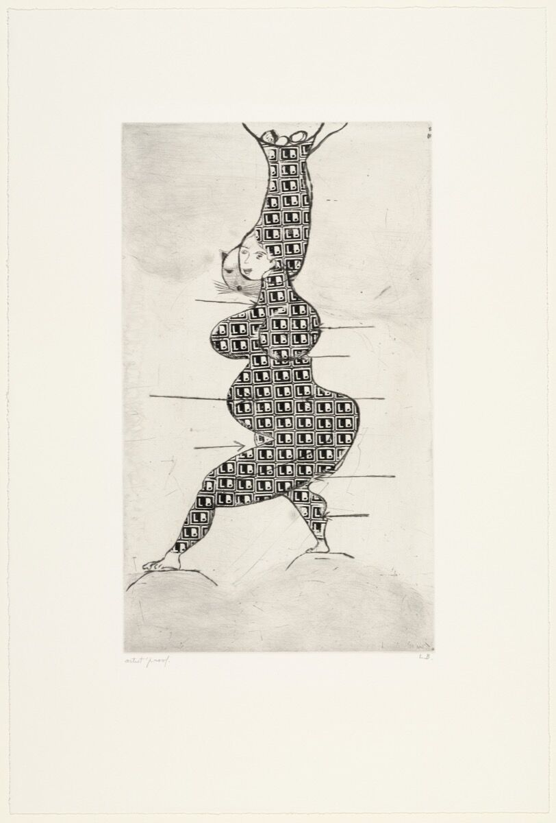 What Louise Bourgeois S Drawings Reveal About Her Creative