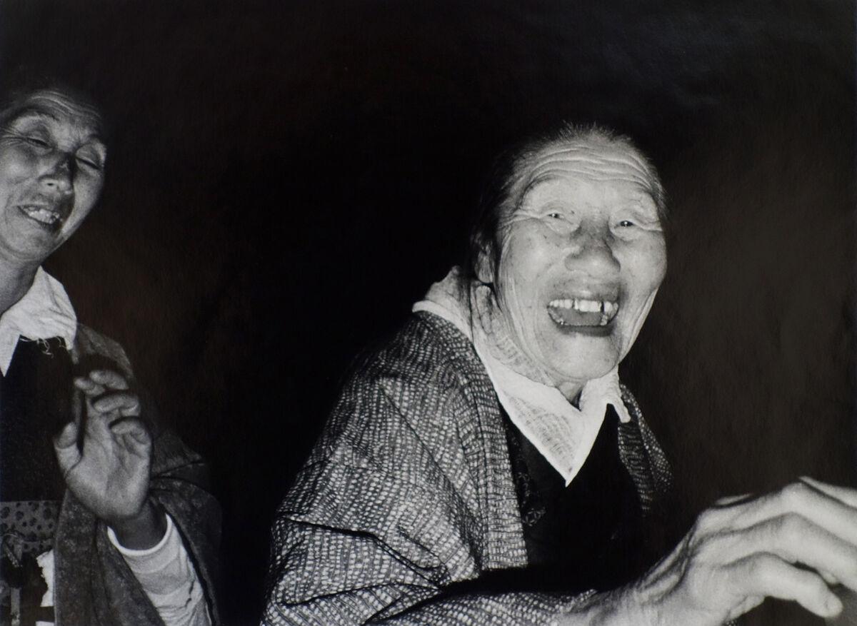 Masatoshi Naitō,Kudo-ji Aomori, from the series Ba Ba Bakuhatsu!, 1969. Courtesy of Michael Hoppen Gallery and the Jewish Museum.Copyright Masahisa Fukase Archives.