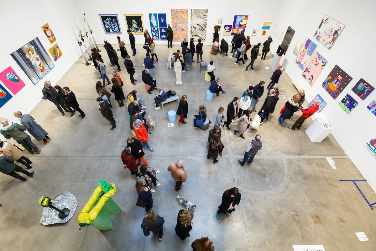 The Boom In Pop Up Galleries Is Only Just Getting Started