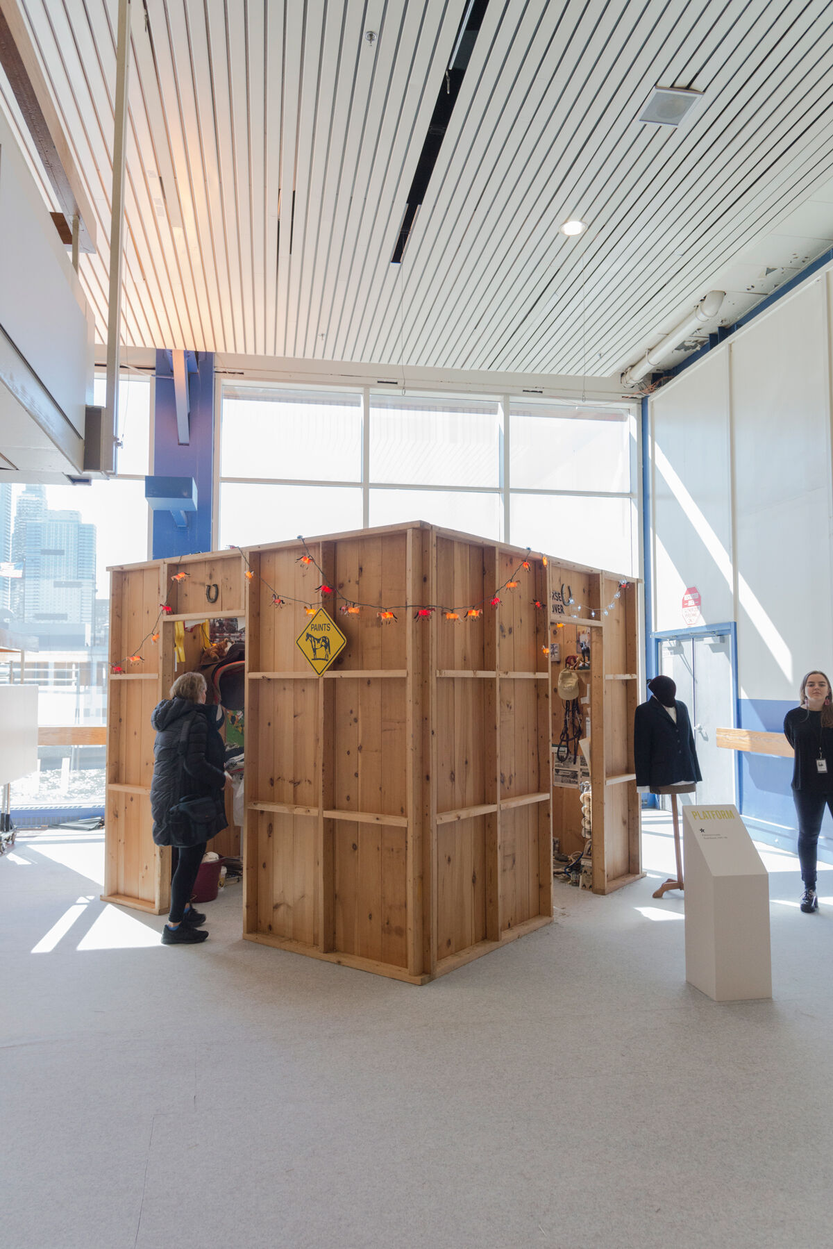 Madison Erects Giant Phallic Tower To >> The Stories Behind 5 Of The Armory Show S Largest Artworks Artsy