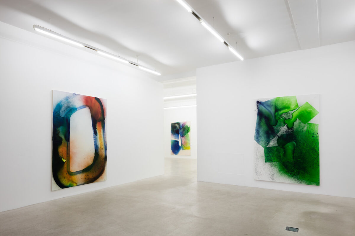 """Installation view of """"Max Frintrop: You Should Be Here"""" at Anderson's Contemporary, Copenhagen. Courtesy Anderson's Contemporary and the artist."""