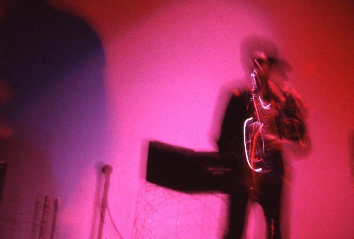 Ming Smith, Red Hot Jazz Europe, 1982. Courtesy of Jenkins Johnson.
