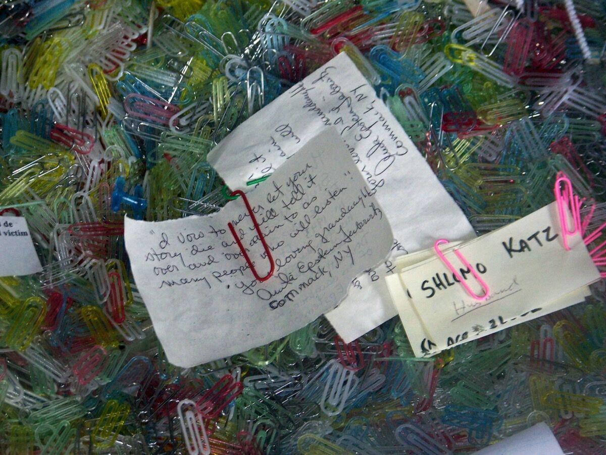 Lisa-Anne Samuels, Never Forget. Courtesy of Lisa-Anne Samuels.