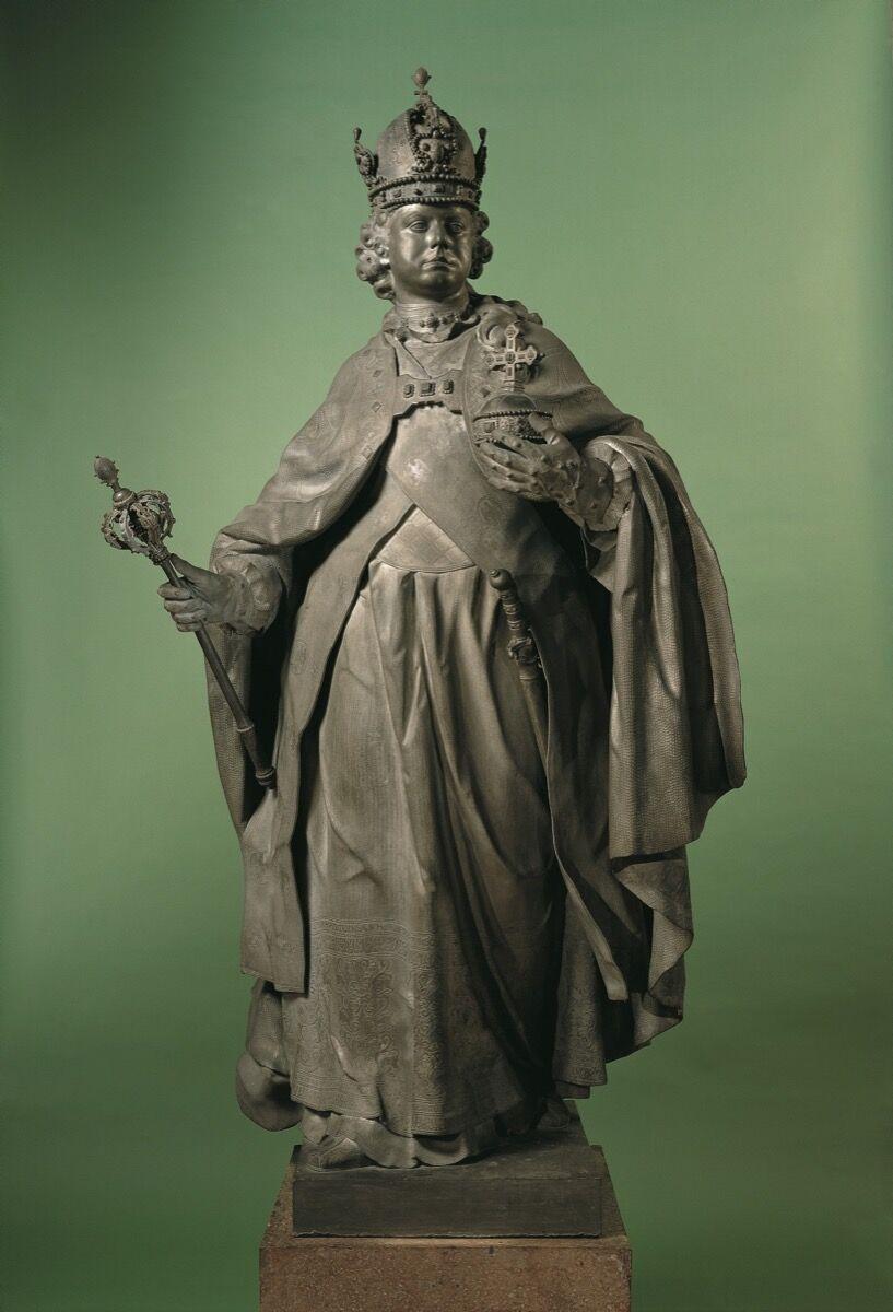 Franz Xaver Messerschmidt, Emperor Francis I Stephen of Lorraine, 1765-1766. © Belvedere, Vienna