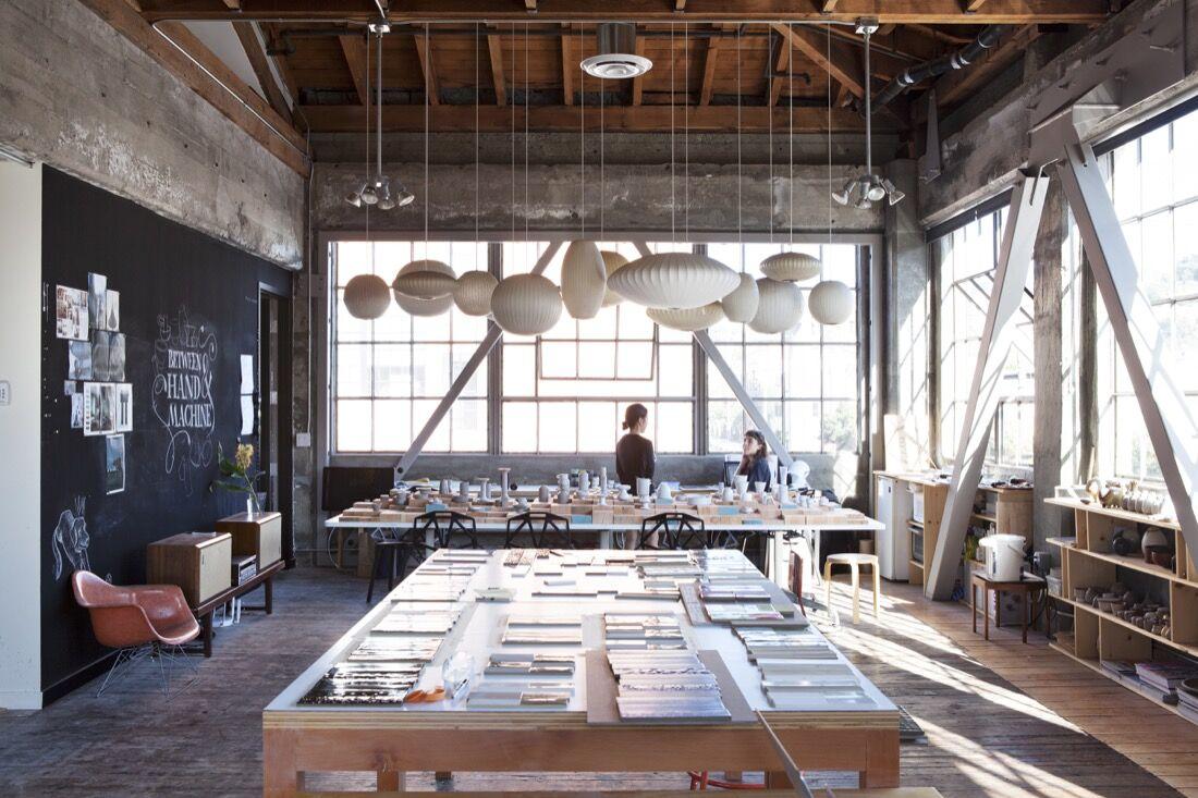 View of Clay Studio. Photo byMariko Reed.