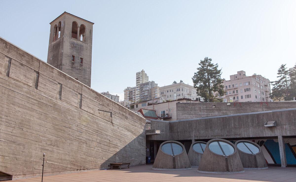 The San Francisco Art Institute. Photo by Pax Ahimsa Gethen, via Wikimedia Commons.