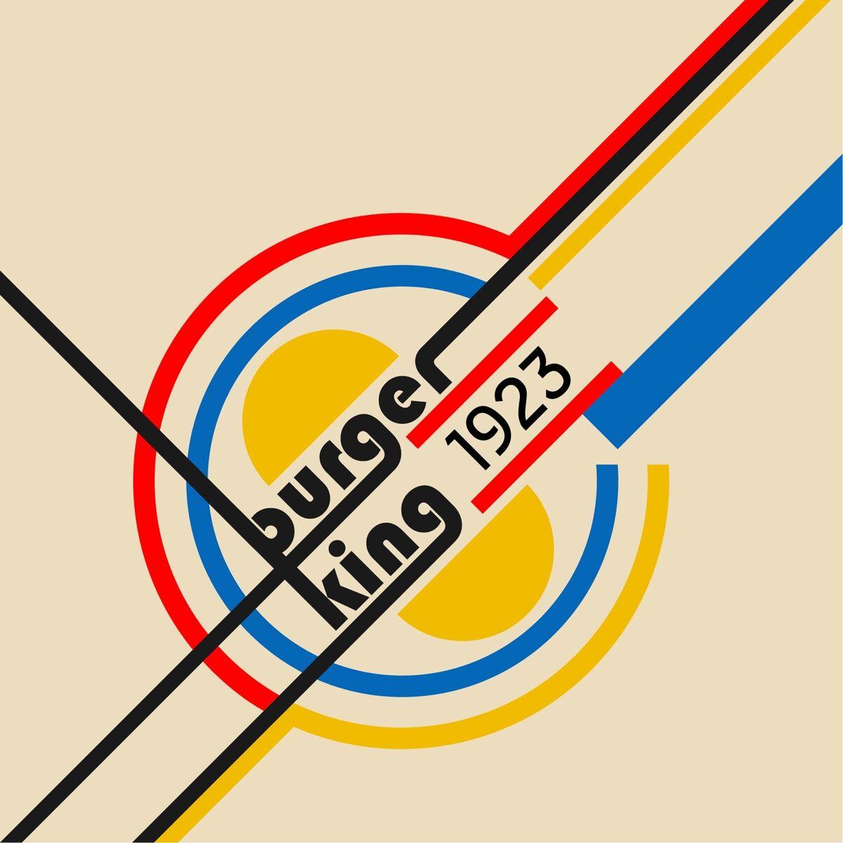 Designers Put a Bauhaus Spin on Famous Logos - Artsy