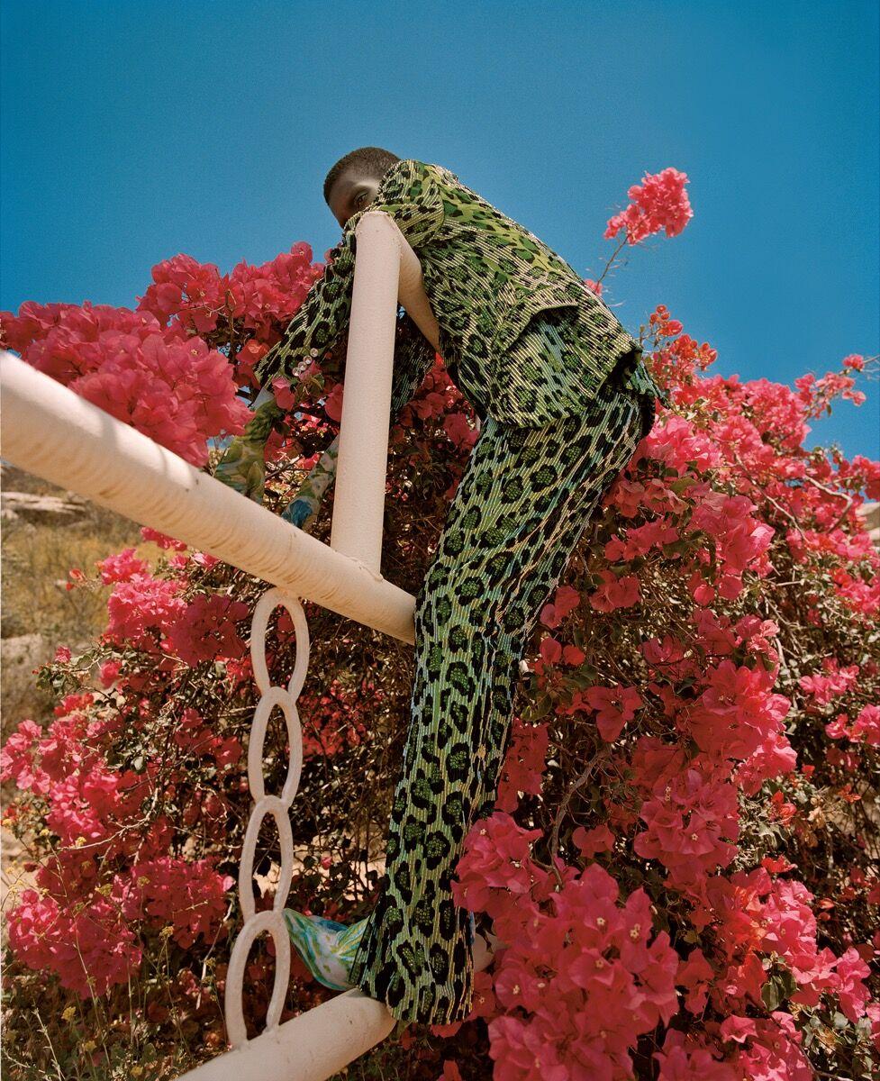 Nadine Ijewere, Untitled , 2018. © Nadine Ijewere, for Garage magazine.