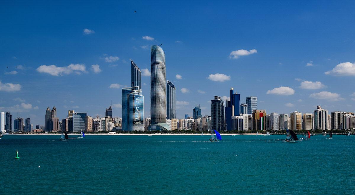 Abu Dhabi. Photo by Wadiia, via Wikimedia Commons.