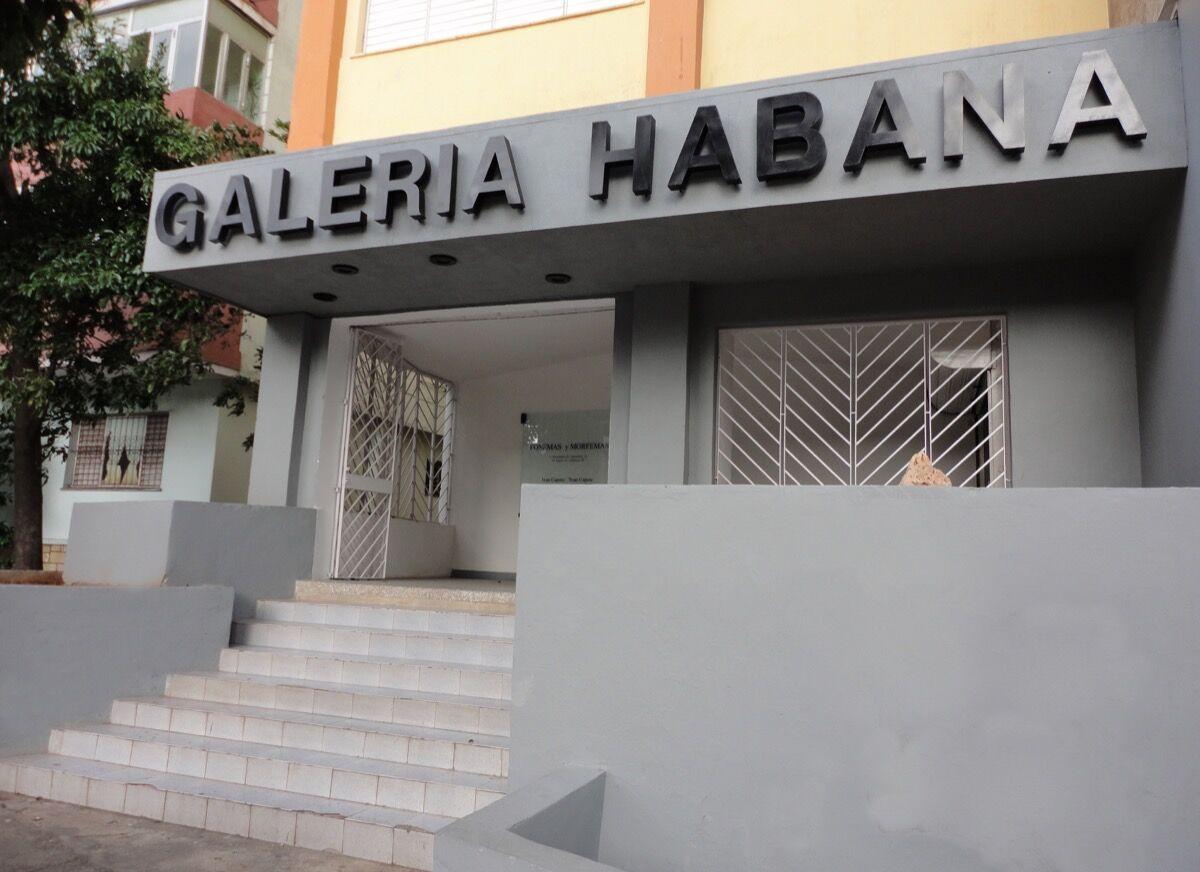 Courtesy of Galería Habana.