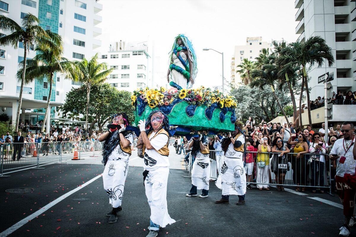 Photo by Jorge Mina, courtesy of Faena Arts.