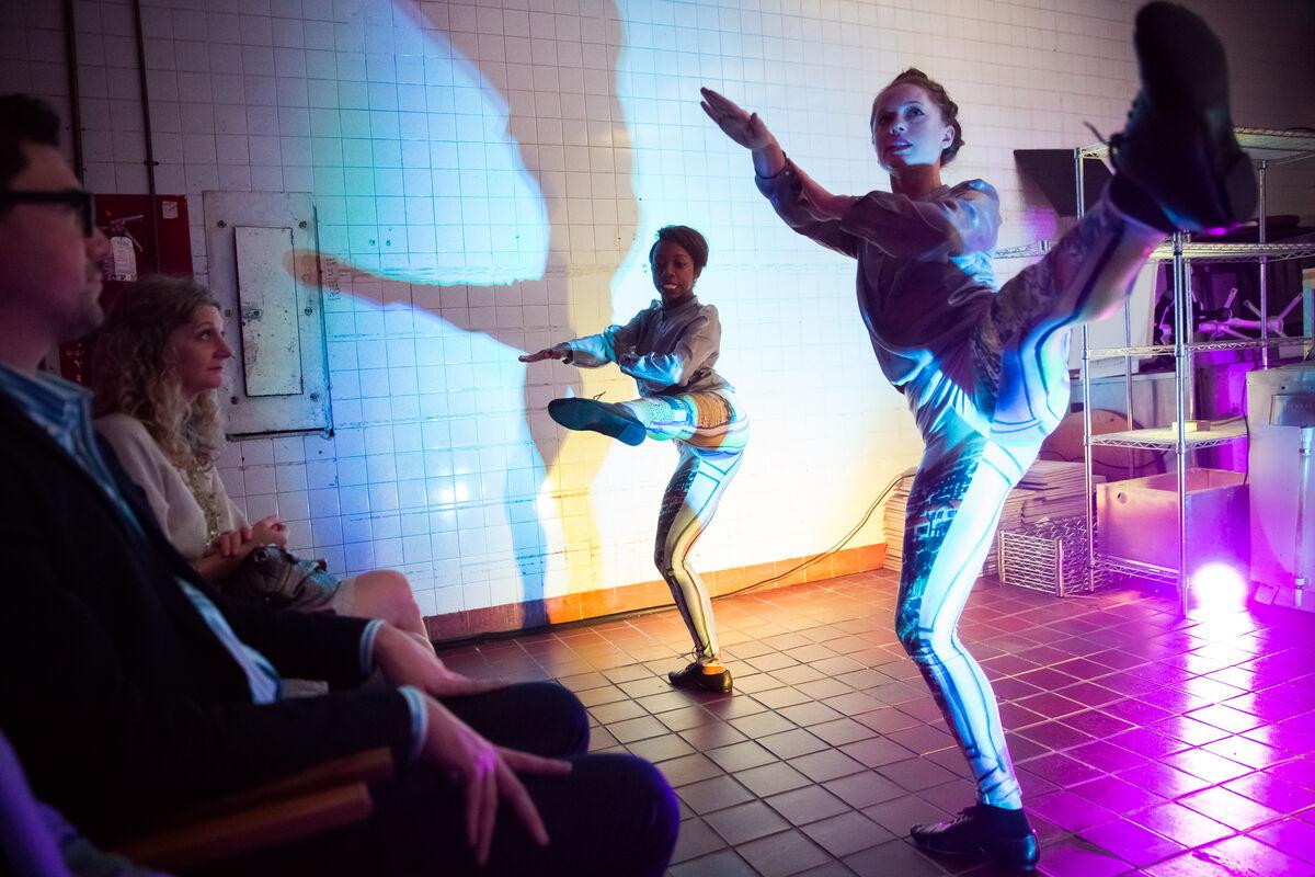 MEƎM 4 Miami: A Story Ballet About The Internetby Ryan McNamara