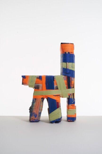 Anton Alvarez, Chair, 2015. Courtesy of Salon 94, Salon 94 Design, Maccarone Gallery and the artist.