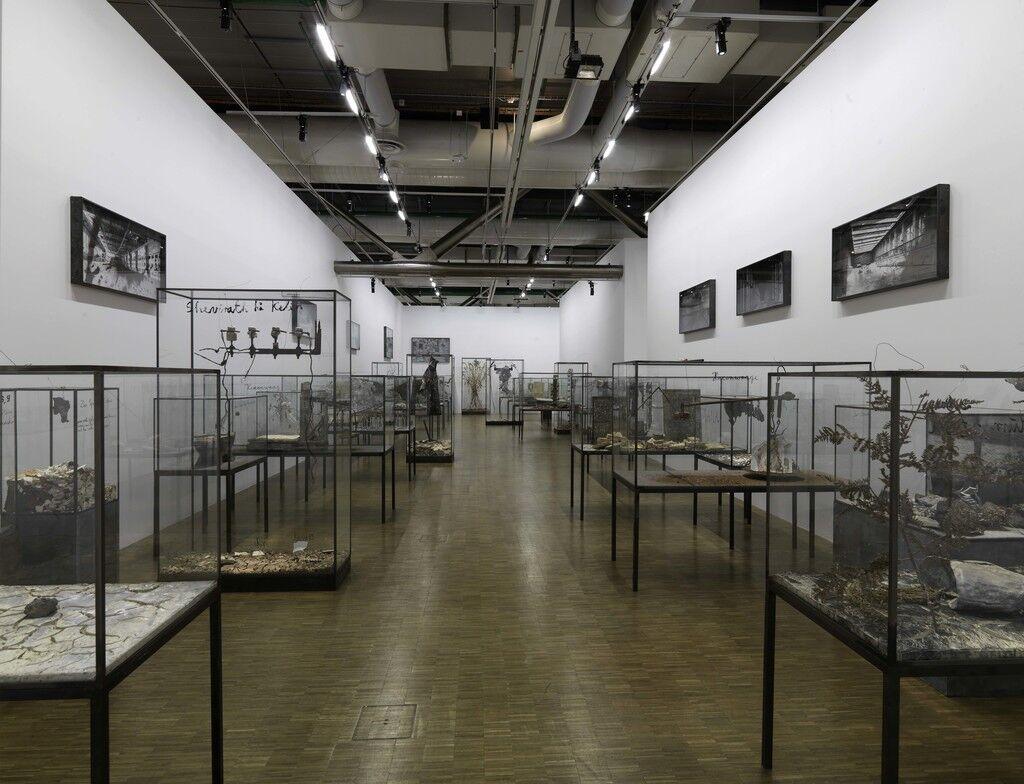 "Installation view of ""Anselm Kiefer"" at Centre Pompidou, Paris (2015-16). Photo courtesy of Centre Pompidou."
