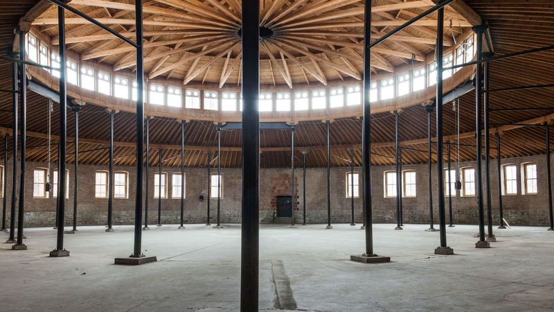 The Roundhouse at The DuSable Museum of African American History
