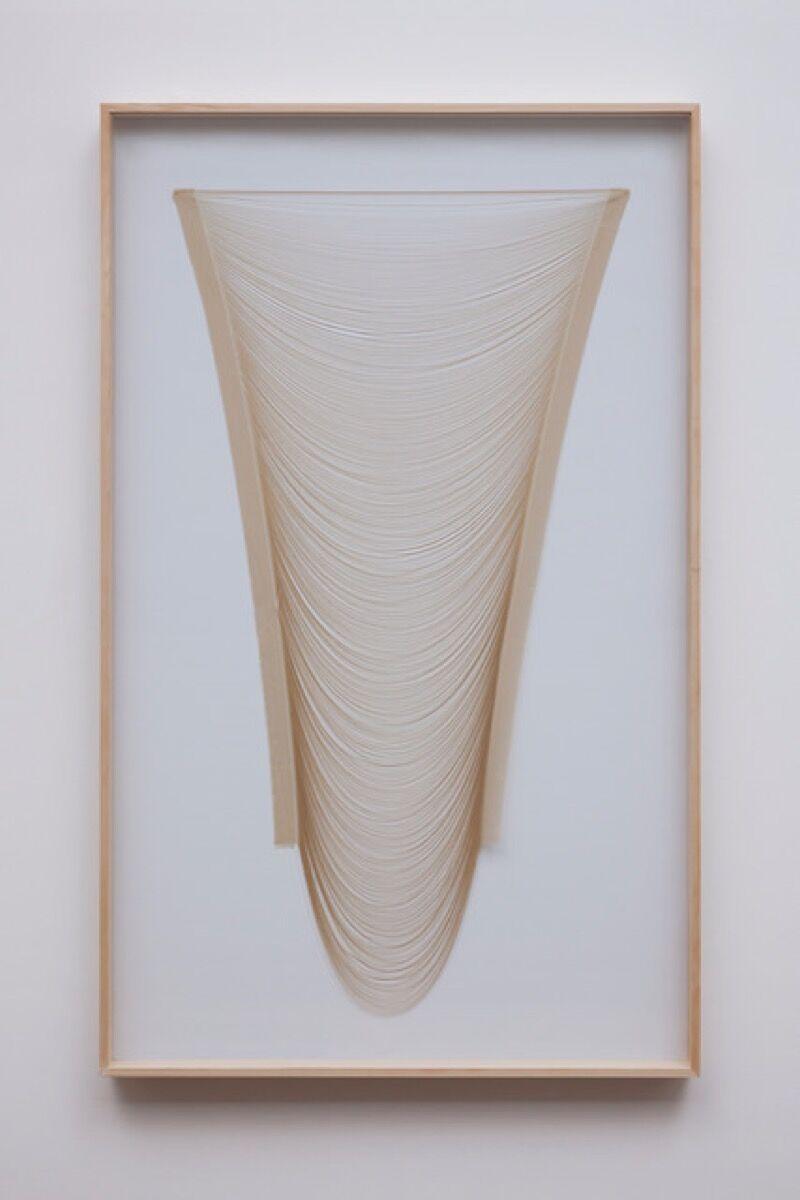 Work by Marina Weffort. Photo courtesy of Galerie Marília Razuk.