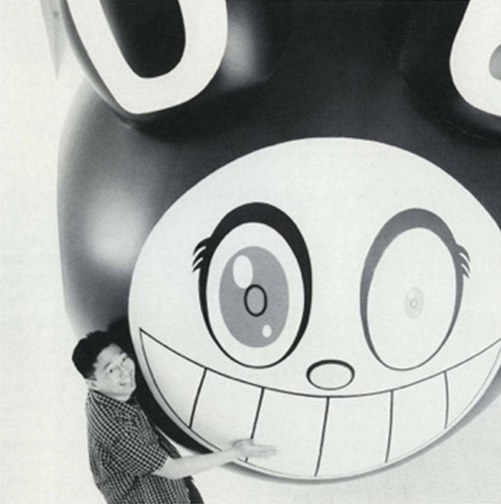 """A photo from an open studio at the Clocktower Studio in Tribeca during the PS1 International Studio Program."" ©︎ Takashi Murakami/Kaikai Kiki Co., Ltd. All Rights Reserved. Courtesy of Gagosian."