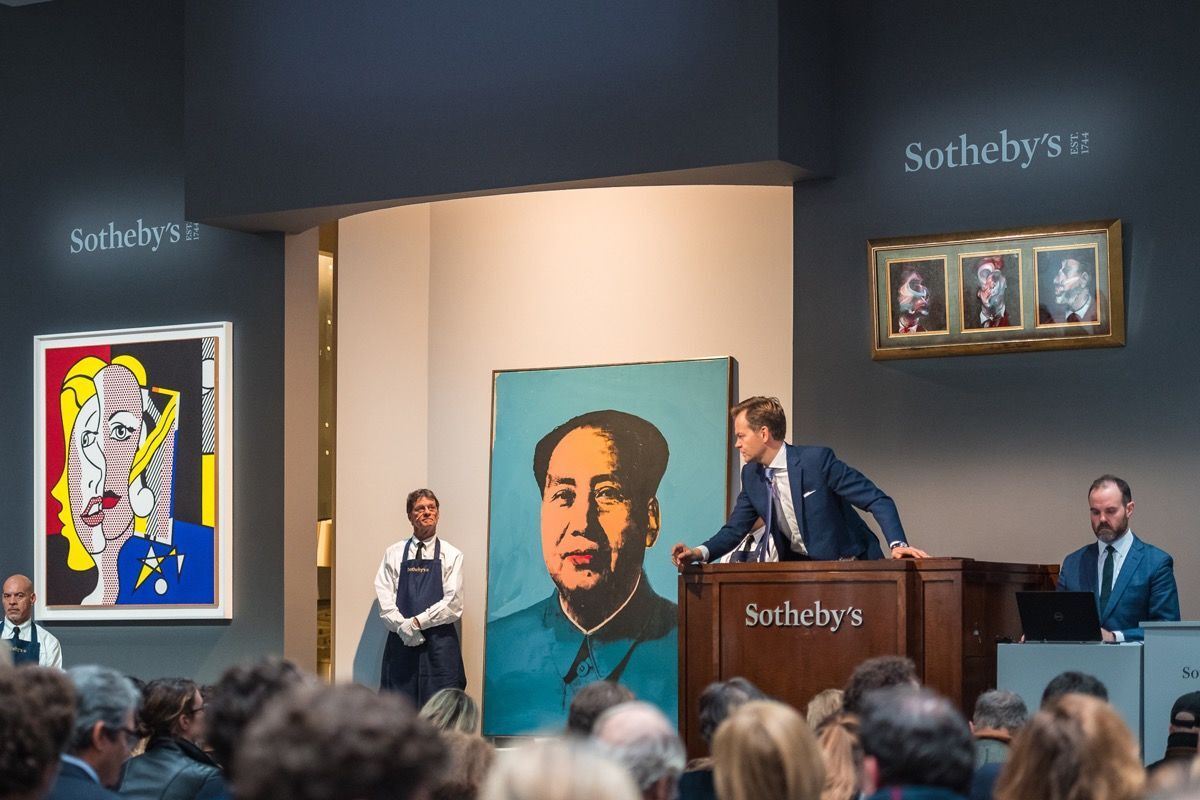 Courtesy of Sotheby's.