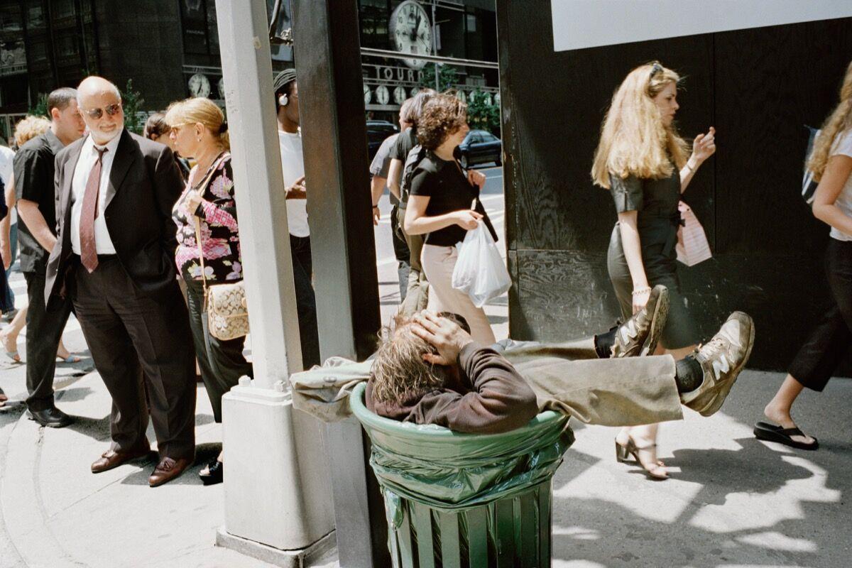 Noel Camardo, New York, New York, 2002. © Noel Camardo.
