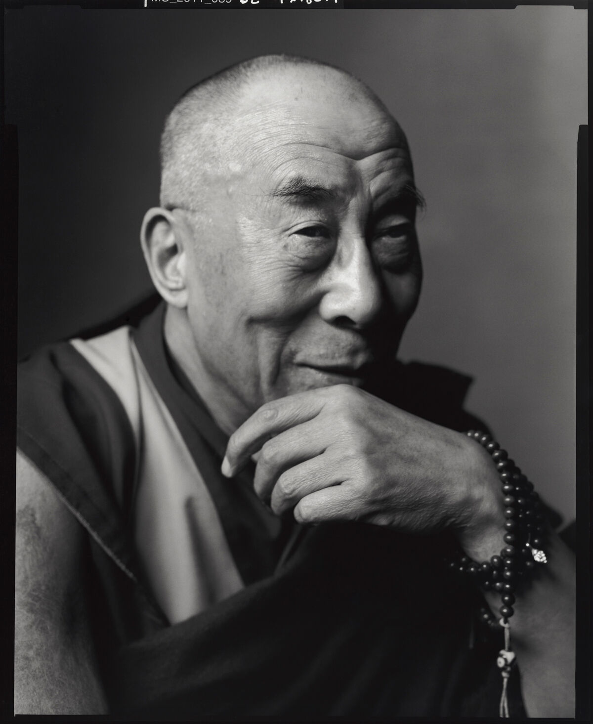 Mark Seliger, Dalai Lama, Washington D.C., 2011. Courtesy of the artist.