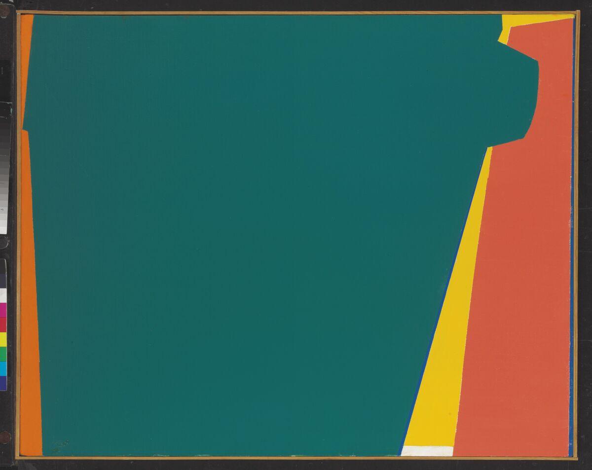 Saliba Douaihy,Untitled(circa 1970s). Image courtesy Christie's.