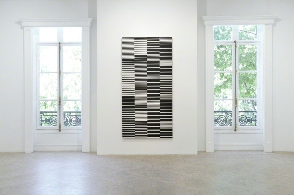 Installation view of Michael Scott at Galerie Laurent Strouk, Paris. Courtesy Galerie Laurent Strouk and the artist.