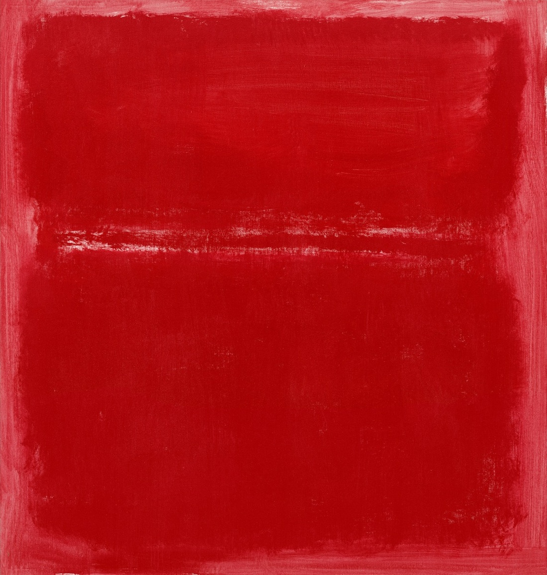 Mark Rothko, Untitled, 1970. Courtesy of the National Gallery of Art, Washington, DC.
