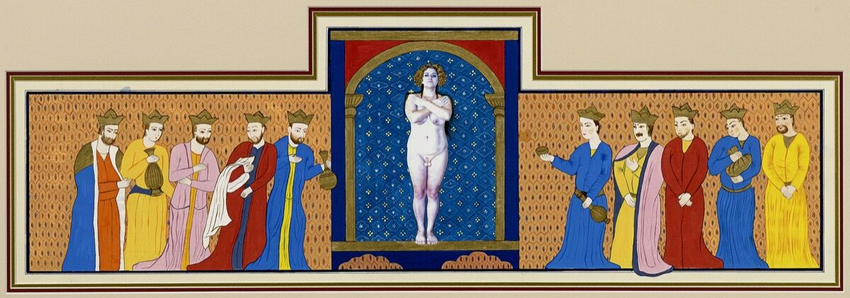 CANAN, Woman with Testicles (Hünsa), 2009. Courtesy of the artist.