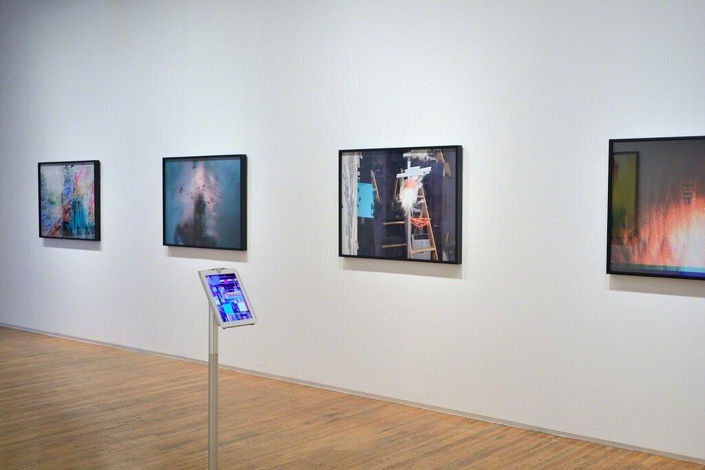 "Installation view of""Akihiko Miyoshi: CMYKRGB"" atCircuit Gallery, Toronto. CourtesyCircuit Gallery and the artist."