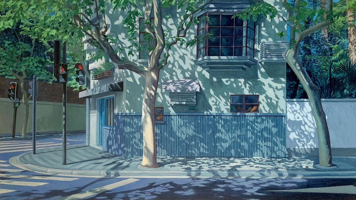 Gao Yuan (高源), Wukang Road (武康路), 2020. Courtesy of the artist and Capsule Shanghai.